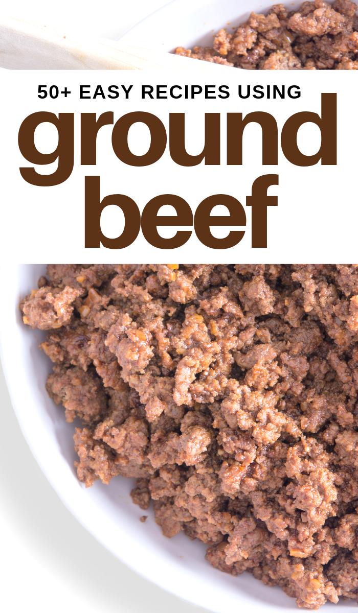 50 Hamburger Meat Recipes images