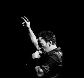 Bruce Springsteen at sixty-two