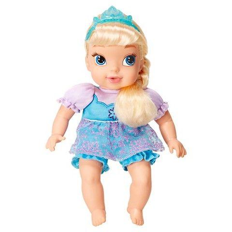 emilie & emma Disney Frozen Baby Elsa