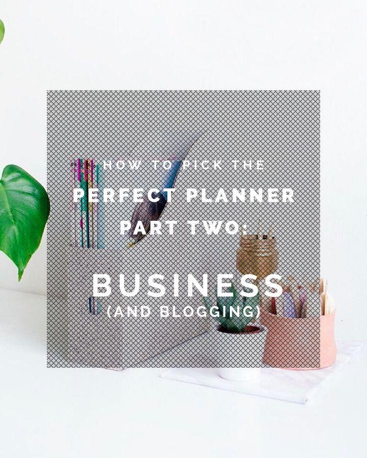 Как выбрать идеального планировщика. Часть вторая: бизнес