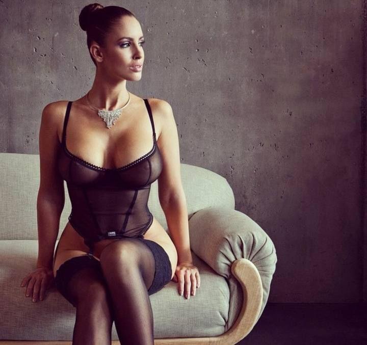 Lucia Javorcekova, la nueva musa de los italianos en
