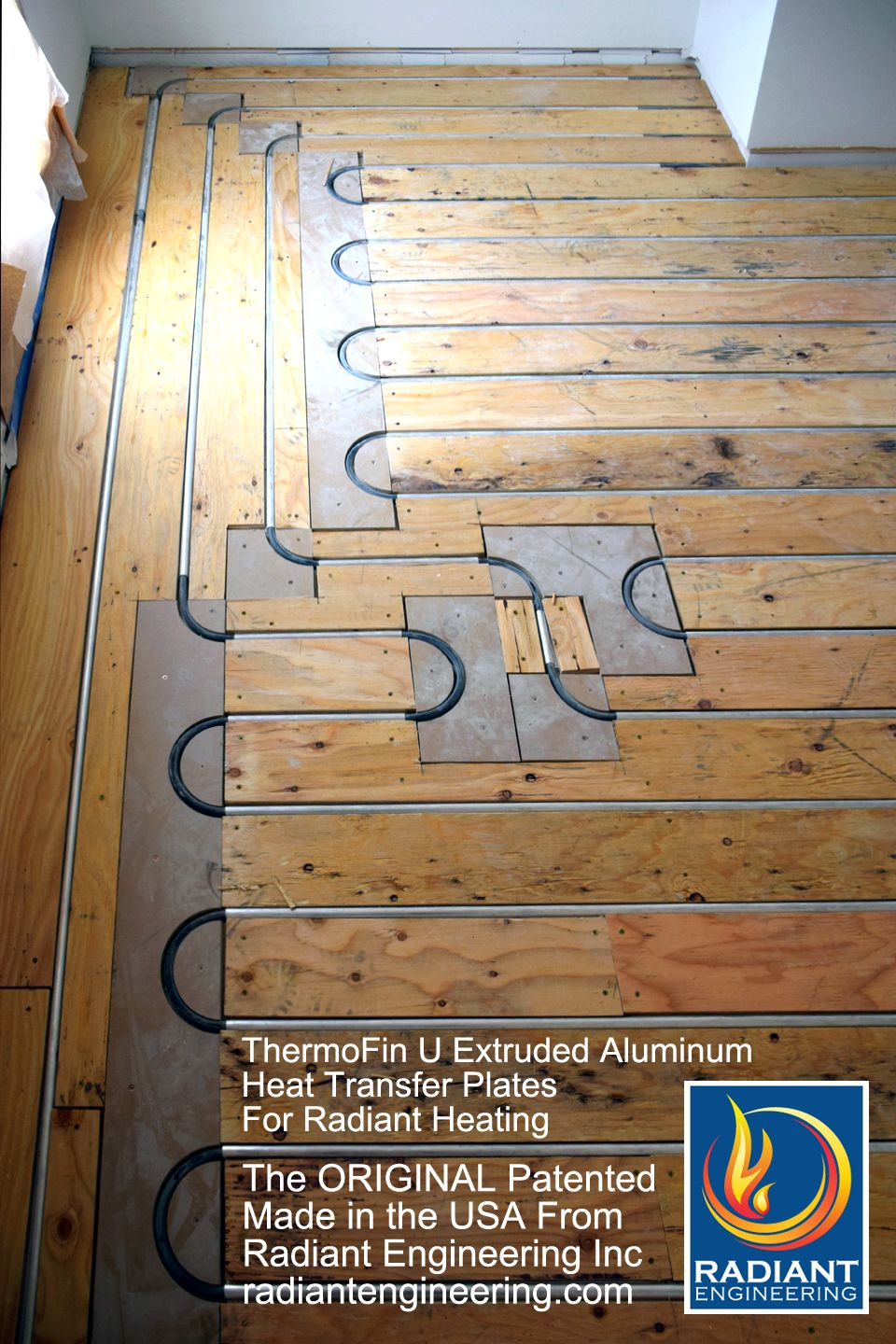Beautiful Basement Radiant Heating