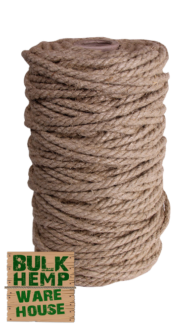 6mm Romanian Hemp Rope 1 Kilo Spool 47 Meters Hemp Rope Hemp Hemp Twine
