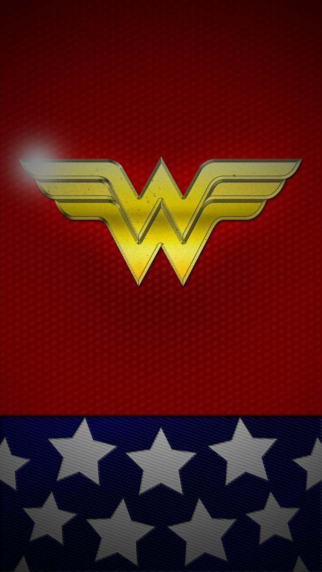 Wonder Woman iPhone Wallpaper by ItsIntelligentDesign