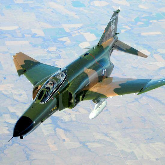 The F-4 Phantom II Fighter Bomber