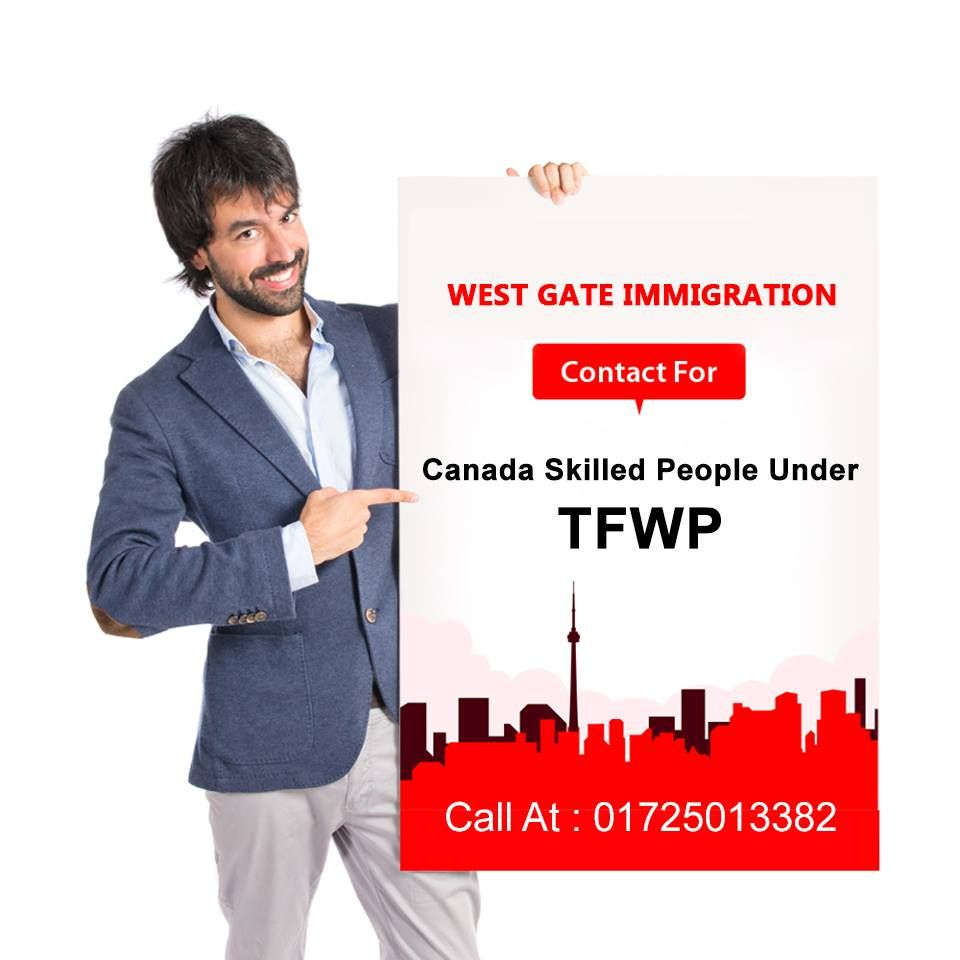 Canada Skilled People Under Tfwp No Ielts 10th Pass Can Apply
