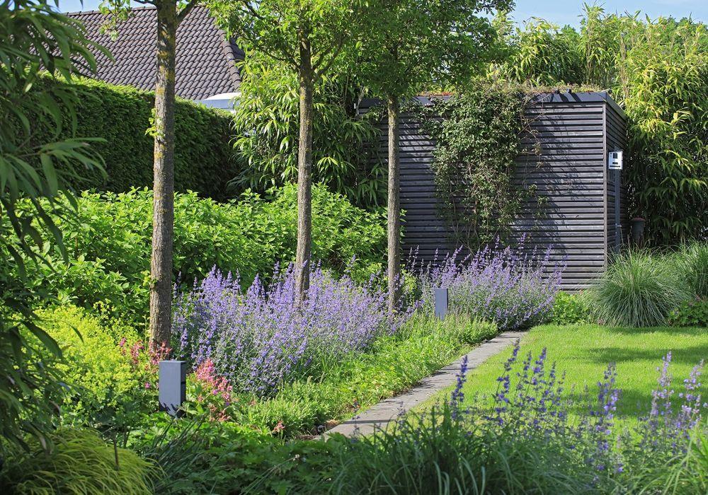 Garten Fur Designer Und Astheten Garten Landschaftsbau Garten Gartengestaltung