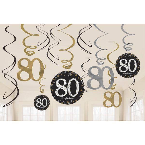 80 Birthday Party Decoration Ideas