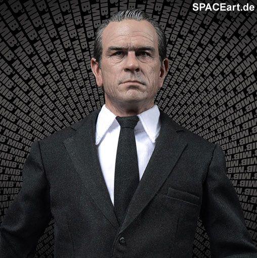 Men in Black 3: Agent K (T. Lee Jones), Voll bewegliche Deluxe-Figur ... http://spaceart.de/produkte/mib002.php