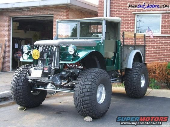 UC4x4 Official Forum - Dodge M37 4x4 Military | Power ...
