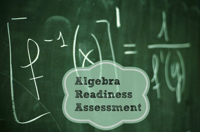 Algebra Readiness Assessment Test Review Upstate Ramblings