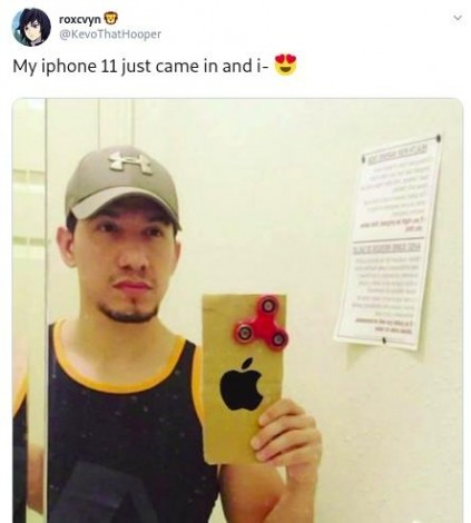 Iphone 11 Pro Mitosis Meme