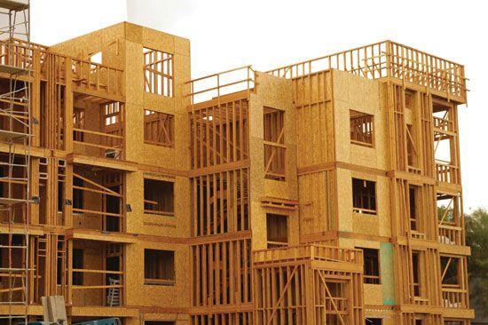 Wood Frame Construction Building Design | Wood Frame Construction ...