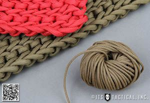 Post image for Crocheting and Nesting Your Paracord for Storage Alternatives