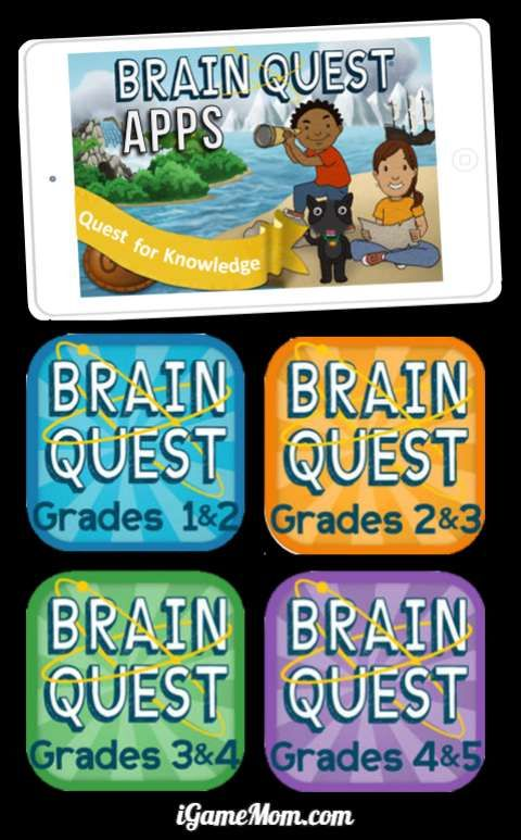 Brain Quest Questions On the Go | Pinterest | Summer slide, Social ...