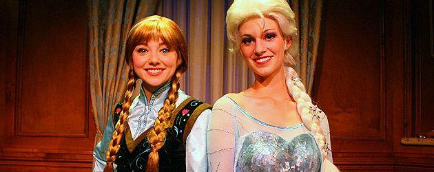 Frozen characters find new home at walt disney world as fastpass frozen characters find new home at walt disney world as fastpass cuts wait to m4hsunfo