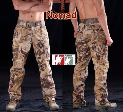 31449ad623650 NOMAD-Military-Combat-Cargo-Pants-Ripstop-Tactical-Men-Trouser-Kryptek- Hunting