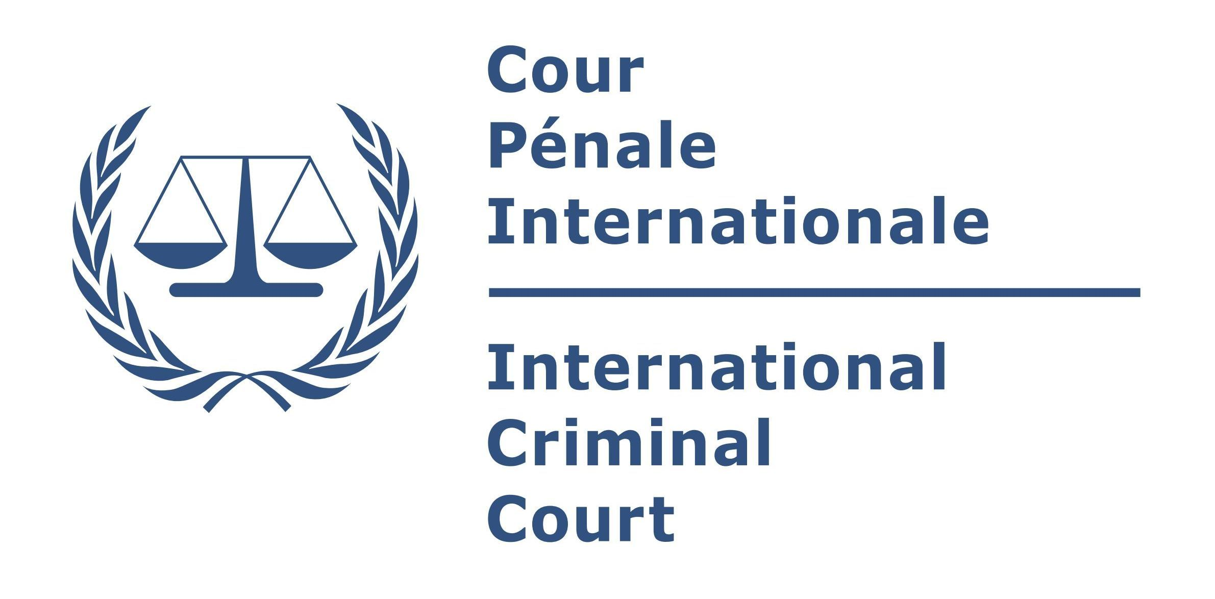 ICC – International Criminal Court Logo [EPS-PDF]