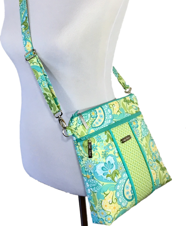 The Timeless Cross-body Bag – Sew and Sell!