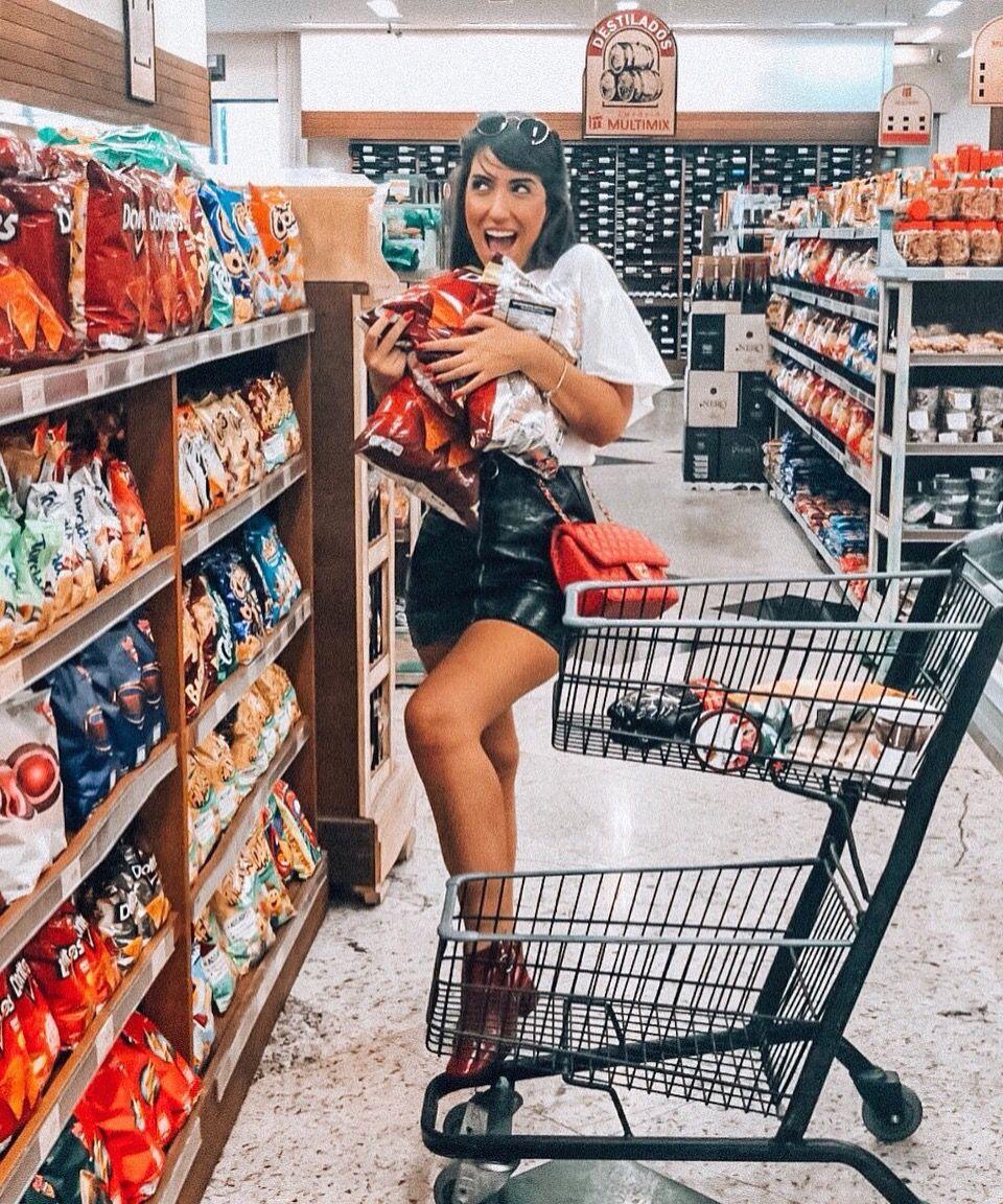 Imitando fotos TUMBLR en el supermercado | VLOG 182 - YouTube
