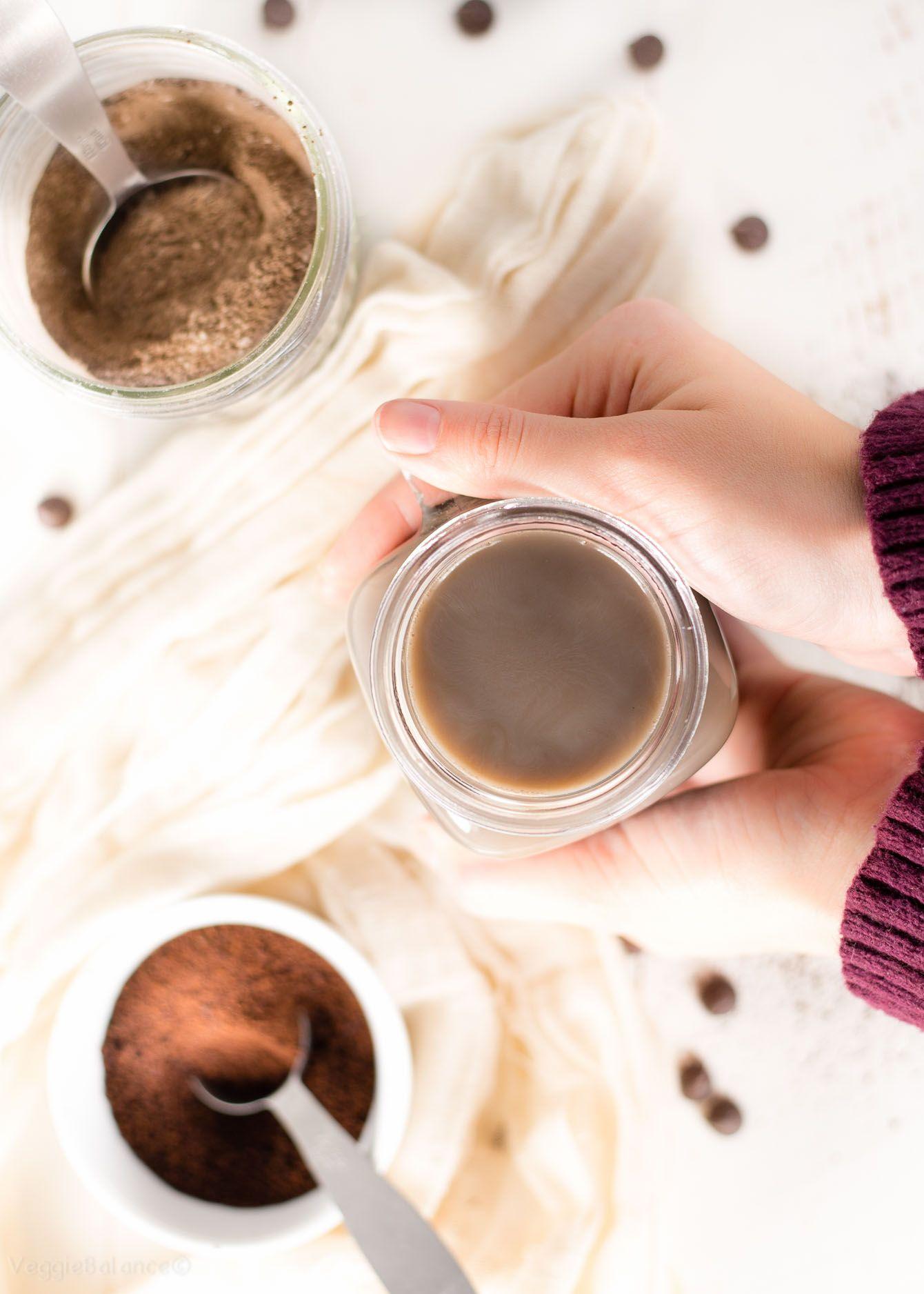 Instant Mocha Coffee DairyFree Instant Coffee Mix Mocha