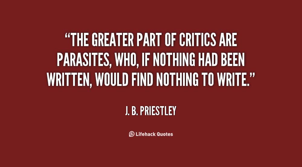 J.B Priestley