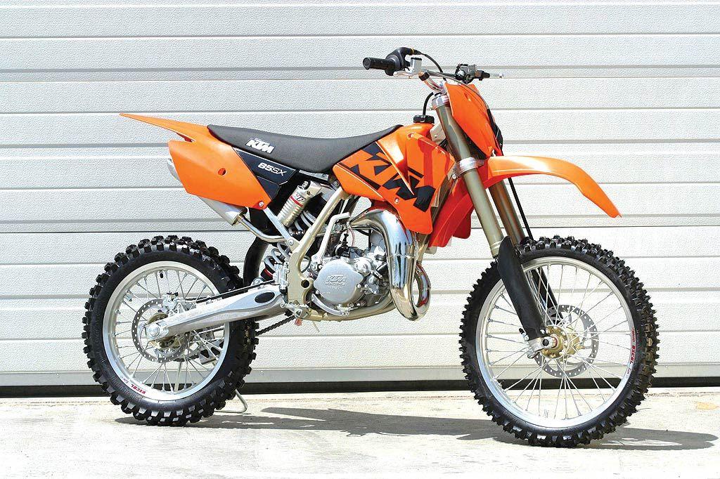 ktm 85 sx 2003 motor and cycle motocross ktm 85 sx ktm 85. Black Bedroom Furniture Sets. Home Design Ideas