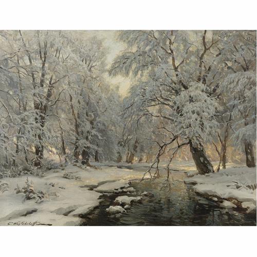 westchiloff, constantin winter i | russian art | sotheby's n08302lot3gwbsen