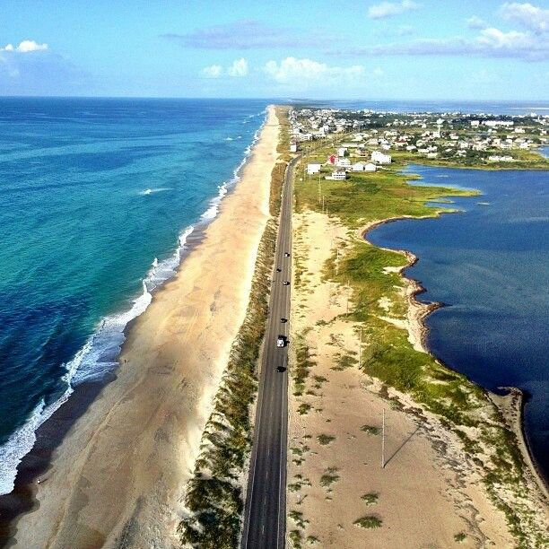 The Outer Banks Is Just Beautiful Outer Banks