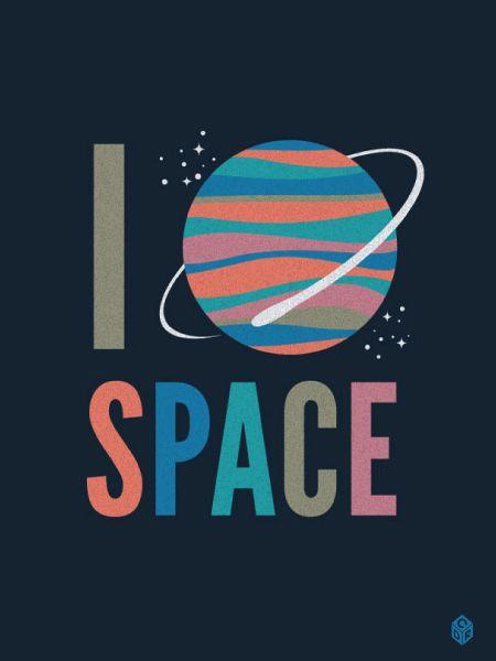 Space / I Heart Space - CDRyan