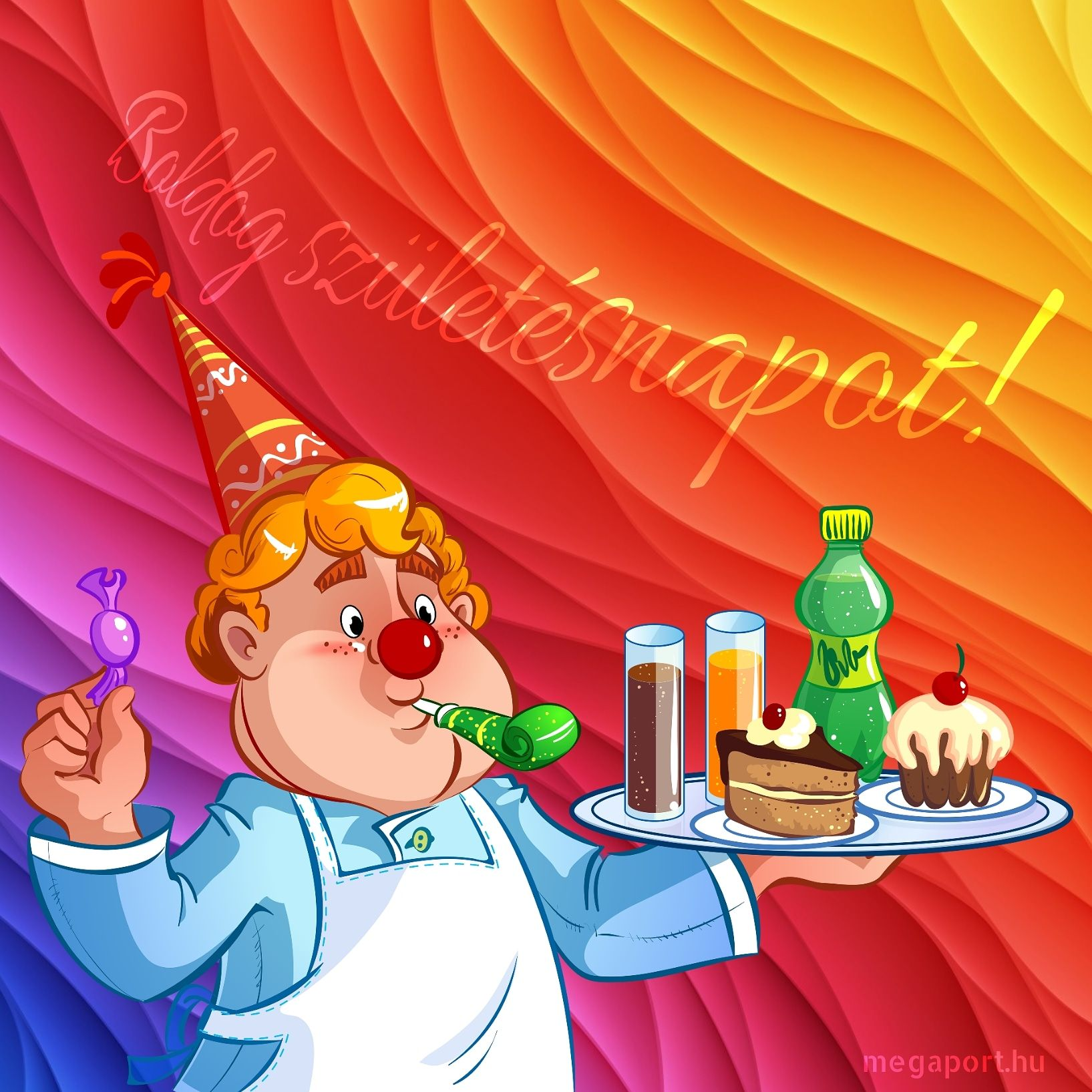 Boldog születésnapot Megaport Media