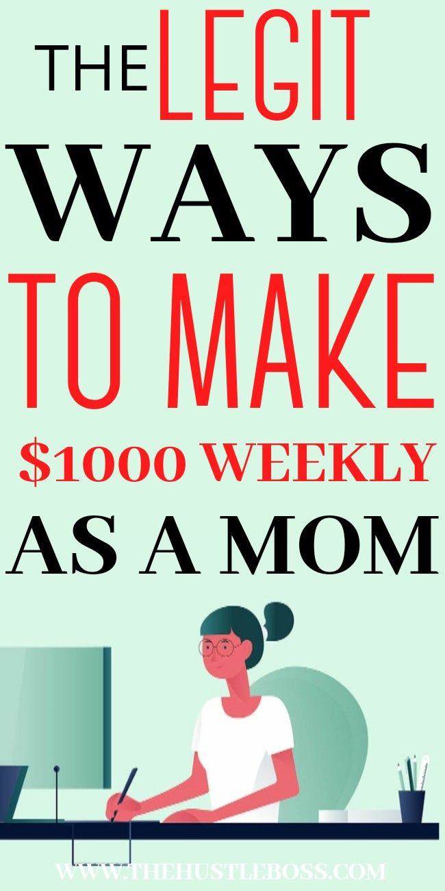 The Best Remote Jobs For Moms To Start Making Money From Home