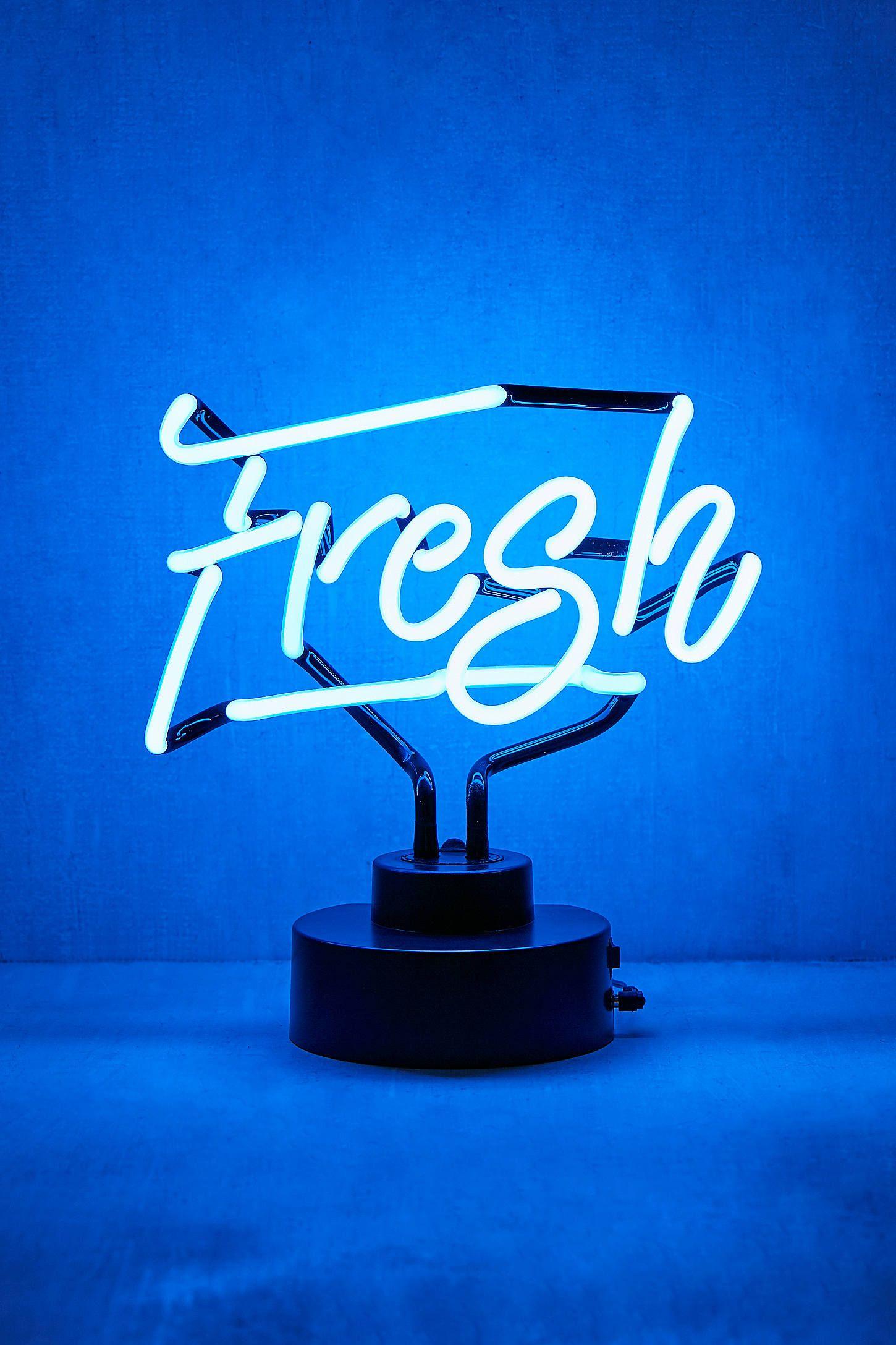 Neon Table Light: Neon Signs, Bedroom Lamps, Neon