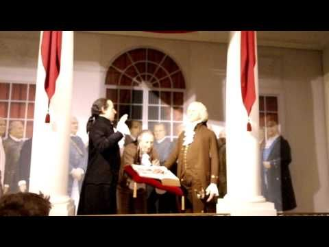 The George Washington Exhibit in Las Vegas