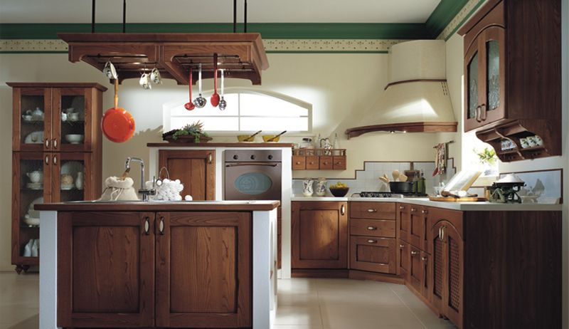 Classic Kitchen Design Kitchendesigns  18 Classic Kitchen Designs From Ala Cucine