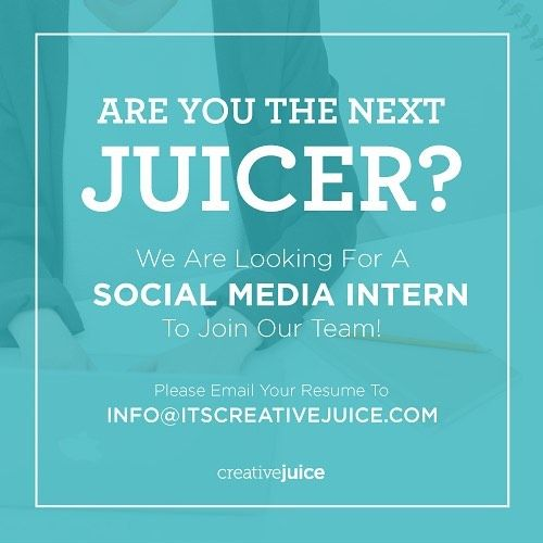 Good News  WeRe Hiring WeRe Looking For A Social Media