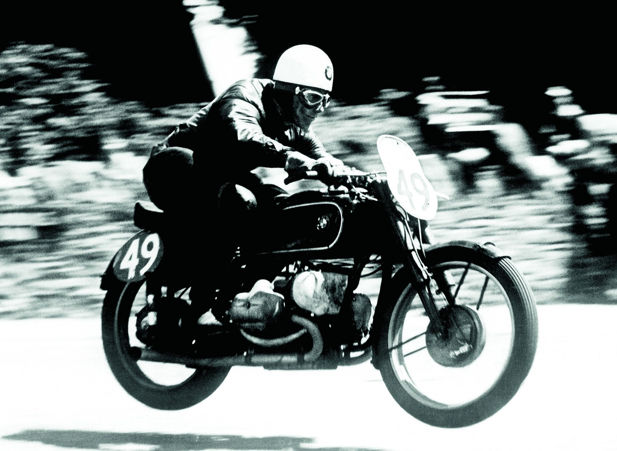 Georg Meier And The 1939 Isle Of Man Tt With Images Bmw Motorbikes