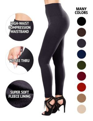40f40cd0fe15f Best Black Leggings (Not See Through) - Ultimate Guide 2018 ...