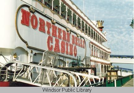 The Northern Belle Riverboat casino and Casino Windsor ran simultaneously for a bit. The Northern Belle, docked in the Detroit River in front of the existing casino,  was needed while construction of Casino Windsor was being completed as there was not enough room to house all patrons at the temporary Casino Windsor site (Art Gallery of Windsor) while under construction. Once Casino Windsor was completed, the Northern Belle was shut down.     Opened: 12/1995, Closed: 07/1998