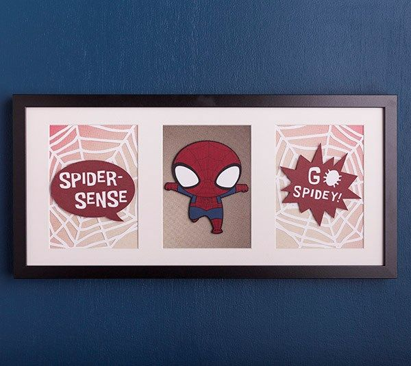 Power up your little superhero's room with this awesome ...