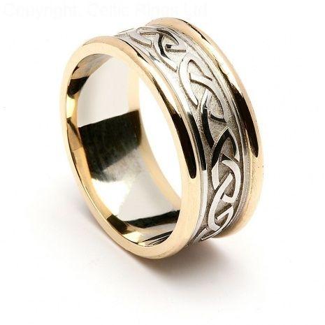 wedding rings celtic design wedding ideas pinterest ring and weddings - Irish Wedding Ring Sets