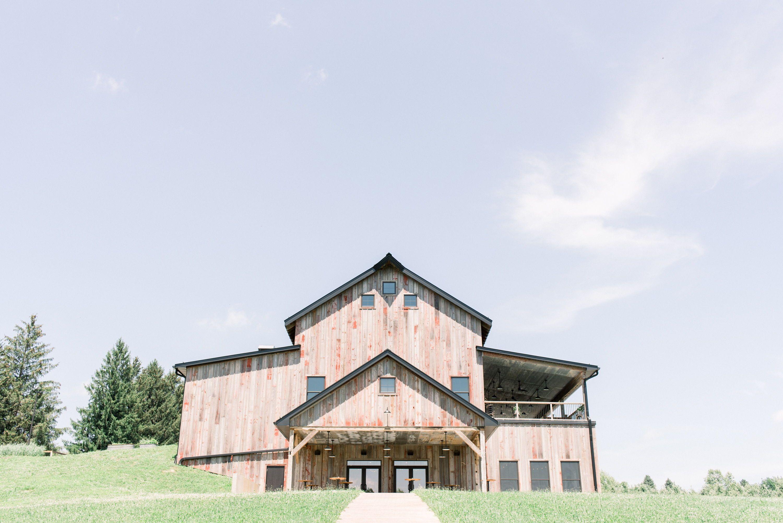 Amber and Matt Wedding | Iowa wedding venues, Rustic ...