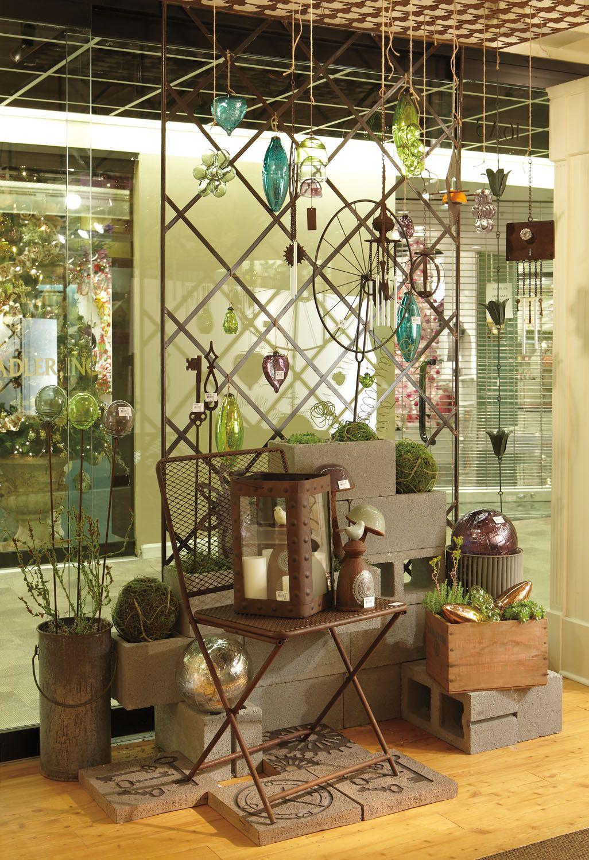 Garden As Displayed In The Atlanta Showroom Of Midwest CBK.