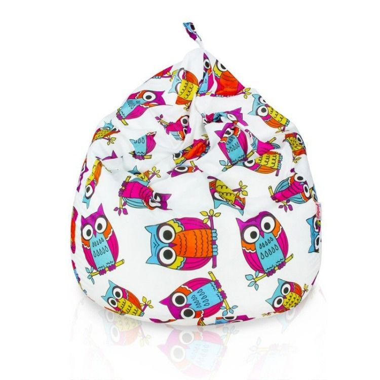 Poltrone Sacco E Pouf.Italpouf Presenta Poltrona Sacco Per Bambini In Tessuto Morbido E