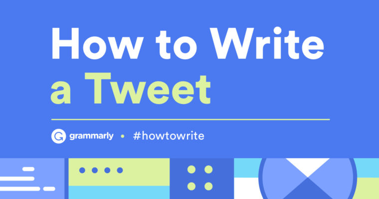 How To Write a Tweet Clever birthday wishes, Birthday
