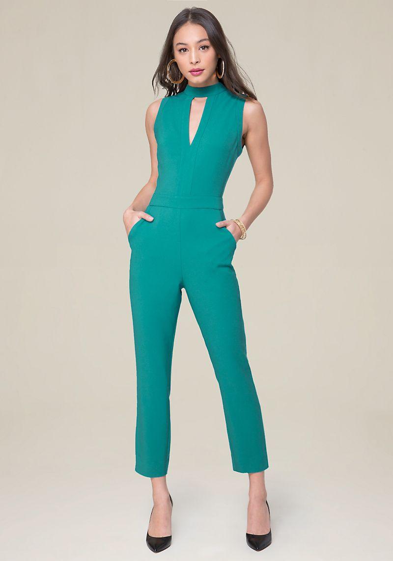 Hanna+Crop+Jumpsuit | Fashion Wishlist | Pinterest | Crepes, Closure ...