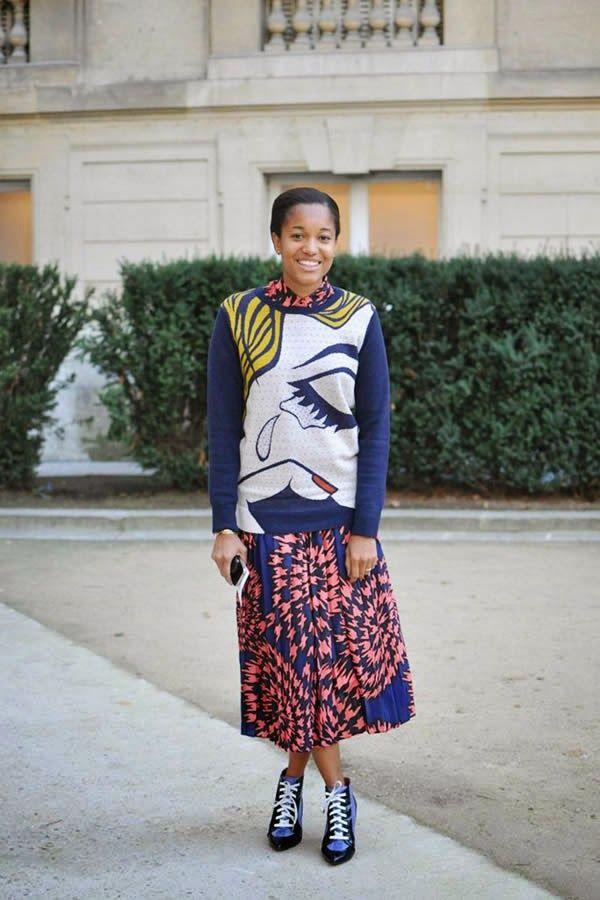 Tamu Mcpherson Blog.Zomooi Blog Inpiring Fashionblogger Tamu Mcpherson All The