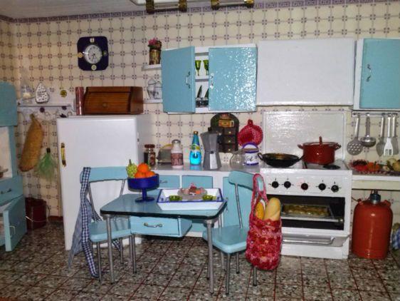 for Muebles de cocina anos 80