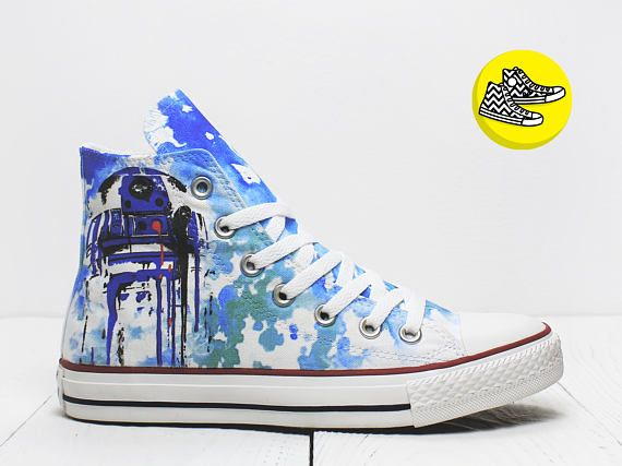 416ced9aefbf Pin by Alex Tsuker on Custom geek chucks you always dreamed of ...