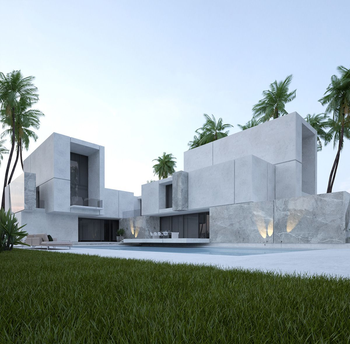 20 Best Of Minimalist House Designs Simple Unique And Modern House Architecture Design Luxury Exterior Interior Architecture Design